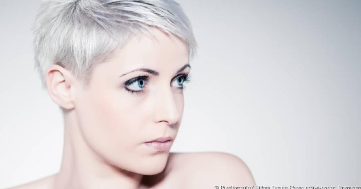 Capelli bianchi: non solo genetica, c'entra anche il ...