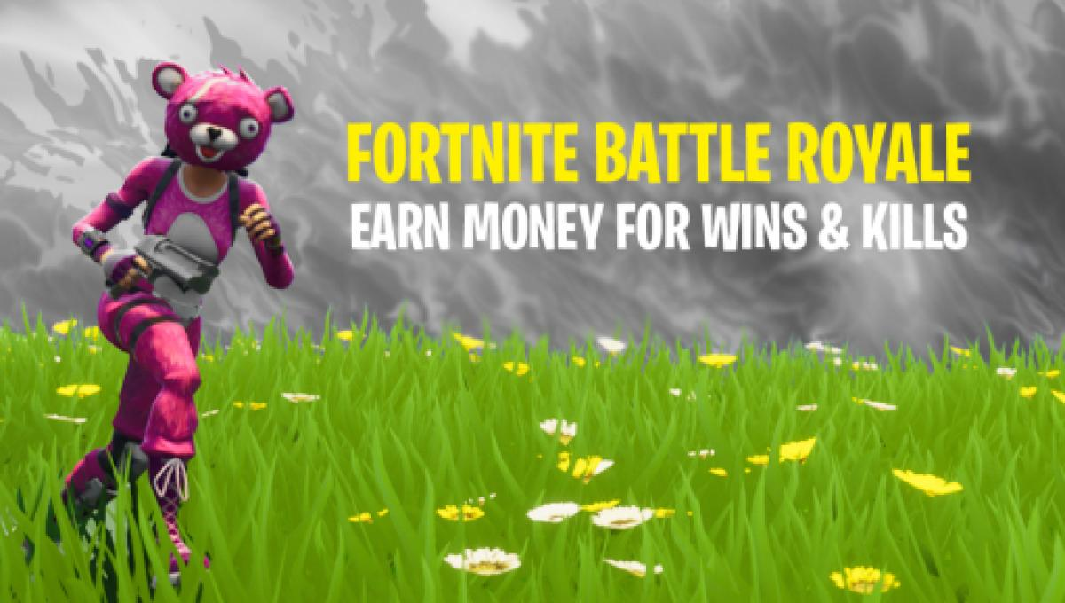 Earn Money With Every Single Fortnite Battle Royale Kill