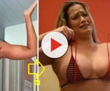 A ex-BBB Fani Pacheco antes e depois