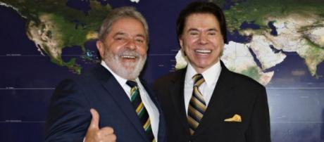 SBT deve ser a primeira emissora a entrevistar Lula na prisão (Foto: Ricardo Stuckert)