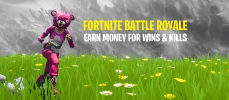 """You can earn money playing """"Fortnite Battle Royale."""" Image Credit: Own work"""