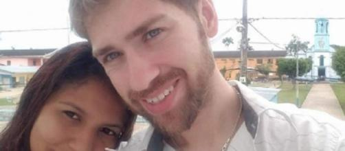 90 Day Fiance: Paul and Karine from social network post