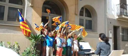 ¿Adoctrinamiento en las escuelas catalanas?