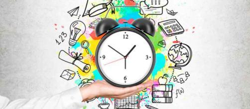 Aprende a gestionar tu tiempo.