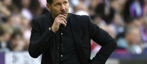 Atletico Madrid : Diego Simeone encense les joueurs de l'OM (Officiel ... - alvinet.com