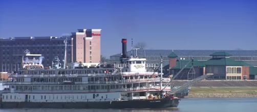 Baton Rouge is a historical vacationing destination for Memorial Day weekend. [image source: LSU - YouTube]