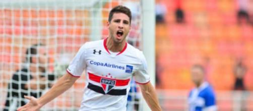 Calleri no São Paulo? Tricolor pode ir atrás do jogador.