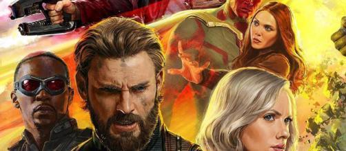 Capitan Marvel aparece en la escena post-creditos de Infinity War