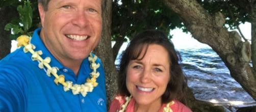Counting On' Patriarch Jim Bob Duggar and Michelle from social network