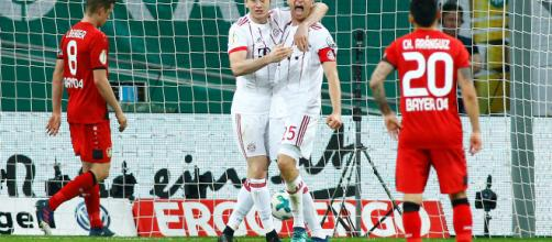 El Bayern buscará otro título para despedir a su técnico.