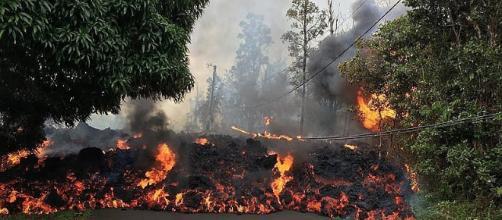 Hawái: Casas destruidas y miles de evacuados por erupción volcanica
