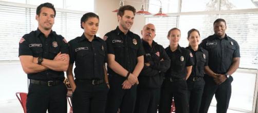 Il team di Station 19 FONTE: SpoilerTv