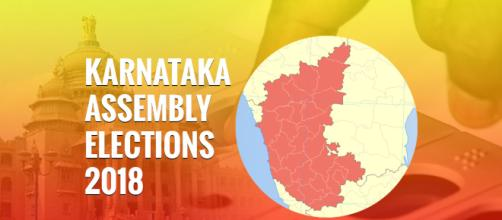 Karnataka Assembly Election 2018 results (Image via Elections2018/Twitter)