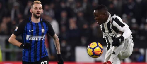 Kwadwo Asamoah cambia maglia, dal bianconero al nerazzurro