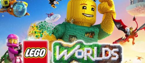 Lego, forma parte de esta lista es un juego humorístico y vivas que mantendrá ocupados a los pequeños