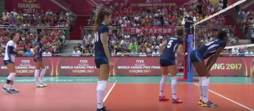 Calendario Volley Mondiali 2020.Nations League 2018 Femminile Calendario Italia Orari E