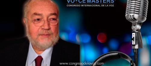 Locutor comercial José Lavat — Congreso de la voz - congresodelavoz.com