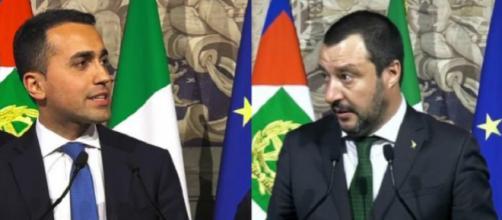 Luigi Di Maio e Matteo Salvini: il governo M5S-Lega sembra più lontano