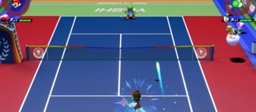 Mario Tennis Aces - Nintendo Direct 3.8.2018 via Youtube.com/user/Nintendo