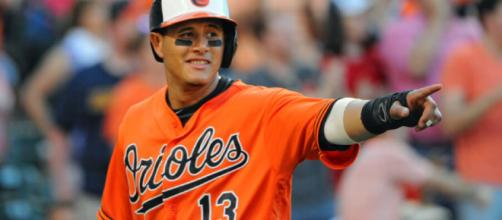 MLB 25 at 25: No. 3 Manny Machado | [Image via FanRag Sports/YouTube]