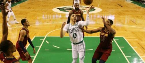 NBA: Boston ramène Cleveland et LeBron James sur terre - lanouvellerepublique.fr