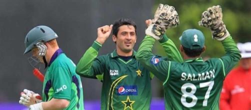 Pakistan vs Ireland 1st Test (Image via TherealPCB/Twitter)