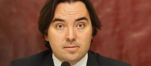 Raúl Martín Presa, presidente del Rayo Vallecano.