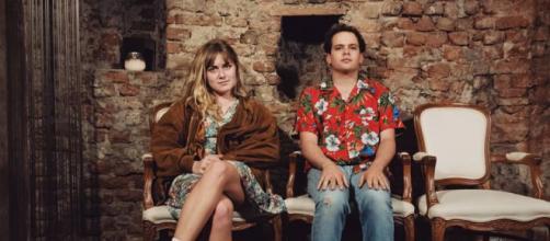 Sofia Viscardi e Brando Pacitto nei panni di Alyssa e James