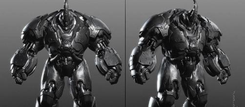 traje robotico desarrollado por japon
