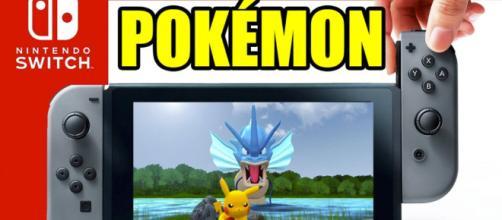 Un juego de Pokémon para Nintendo Switch es un hermosa noticia