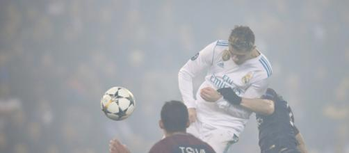 VIDEO. PSG-Real: la tête rageuse de Ronaldo qui plie quasiment l ... - bfmtv.com