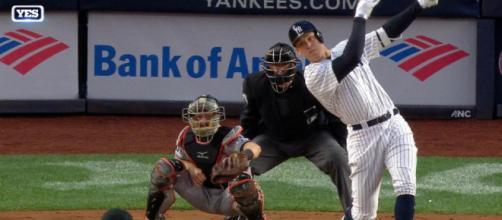 Yankees abre serie con Nacionales