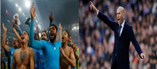 Zidane déclare sa flamme à L'OM