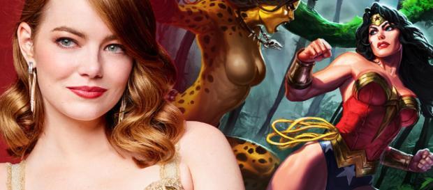 Cine] Rumor: Cheetah sería la antagonista principal de Wonder ... - blogdesuperheroes.es