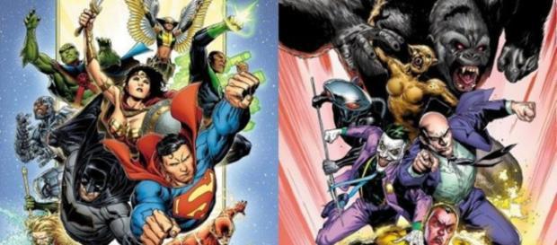 El objetivo de Justice League es crear arcos narrativos con dos protagonistas, aunque aparezcan los otros personajes