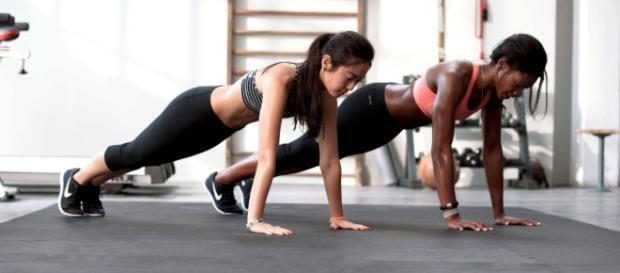 Es mejor realizar los entrenamientos en compañía de otra persona