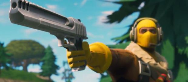 Fortnite: Battle Royale contará con una nueva arma en su arsenal - puregaming.es
