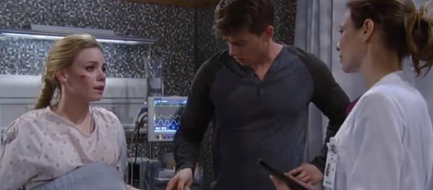 'General Hospital' spoilers say Nelle fakes paralysis to do Carly dirty (Image via Facebook/General Hospital