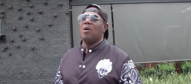 Hip-hop star and businessman Master P believes he'd be the 'perfect coach' for the Toronto Raptors. [Image via TMZ Sports/YouTube]