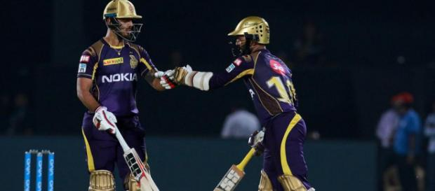 IPL 2018: Kolkata Knight Riders vs RR (Image via IPL2018/Twitter)