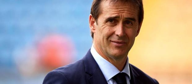Julen Lopetegui el nuevo entrenador del Madrid