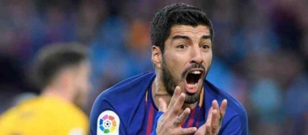 Luis Suárez é o melhor amigo de Messi no Barça