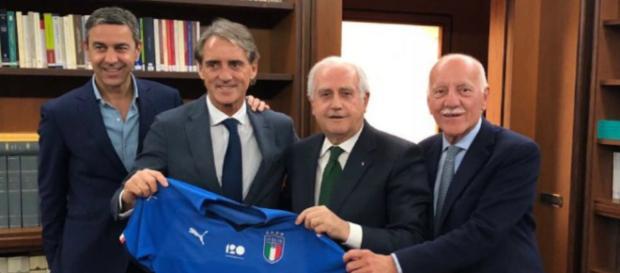 Mancini dirigirá a la selección italiana