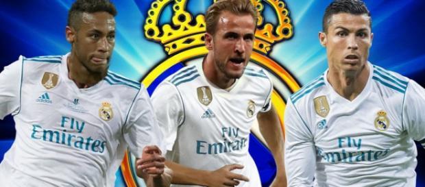 Mercato : Deux Galactiques en approche au Real Madrid !