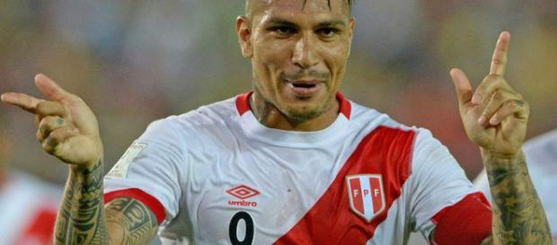 Paolo Guerrero podría no disputar el Mundial de Rusia 2018! - Diez ... - diez.hn