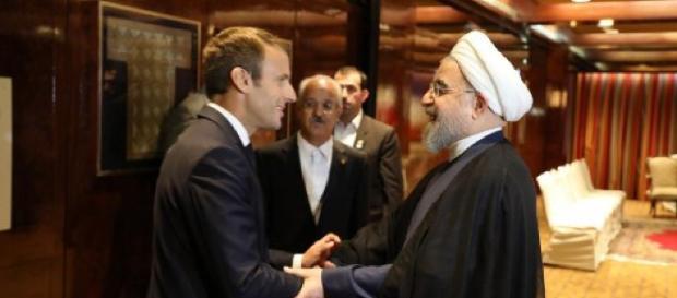 Sanctions contre l'Iran: Paris veut «protéger les intérêts des ... - rfi.fr