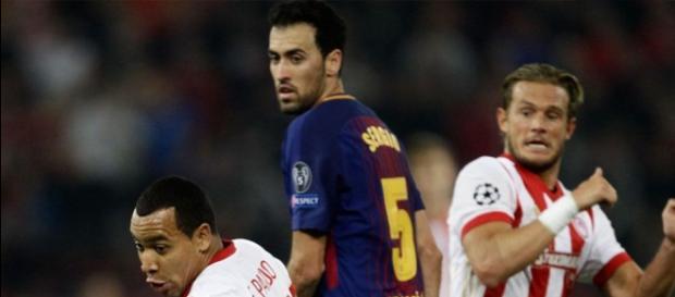 Sergio Busquets é um dos intocáveis de Valverde