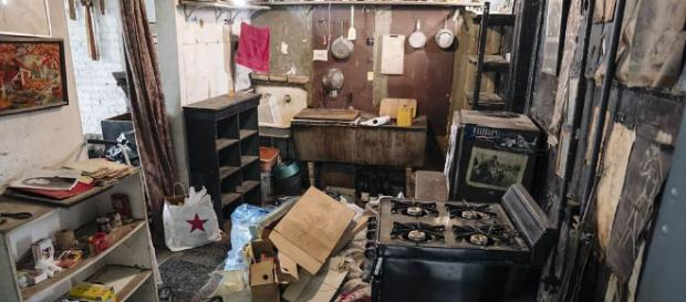 Sin agua caliente, calefacción ni luz: así era el apartamento que - univision.com