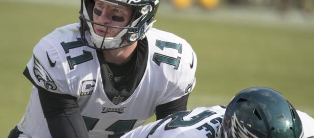 When will Carson Wentz return from injury? - [Photo by RMTip21 via Flckr]