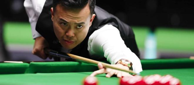 Snooker: Fu to join line of growing SightRight Winners